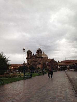 Main Square of Cusco