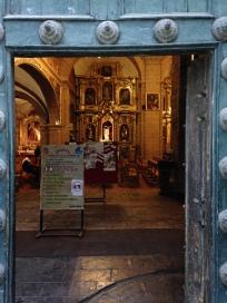 Church in Cusco