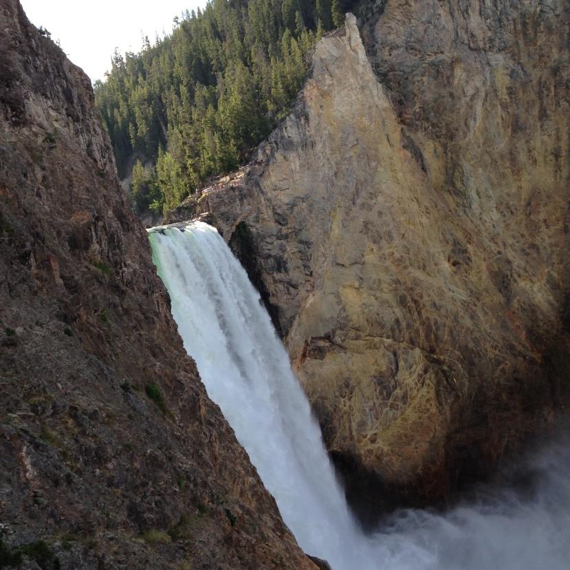 Lower Yellostone Falls